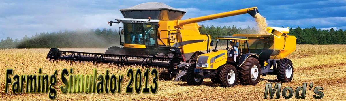 Farming simulator 2013 mods Tops: Prancha para transporte de veiculos