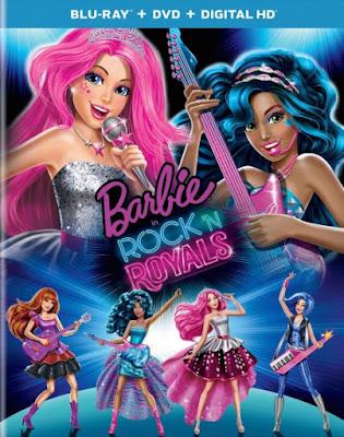 Barbie In Rock n Royals (2015) 720p WebDL MP4 AC3-KINGDOM
