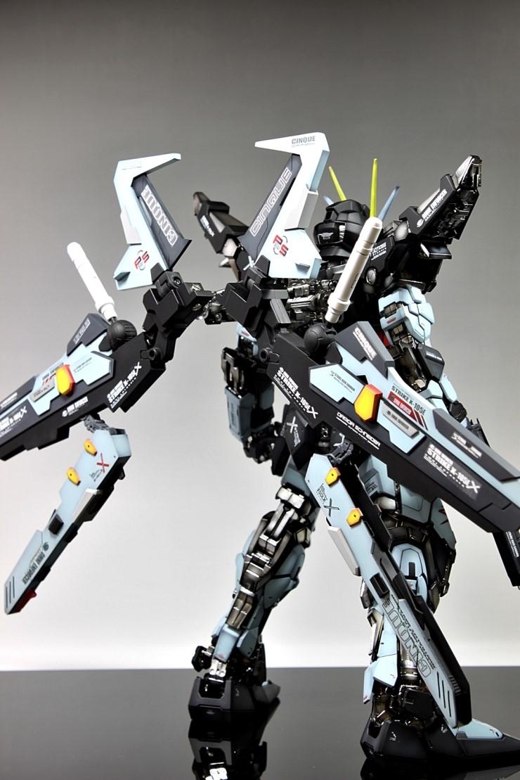 Gundam strike noir mg