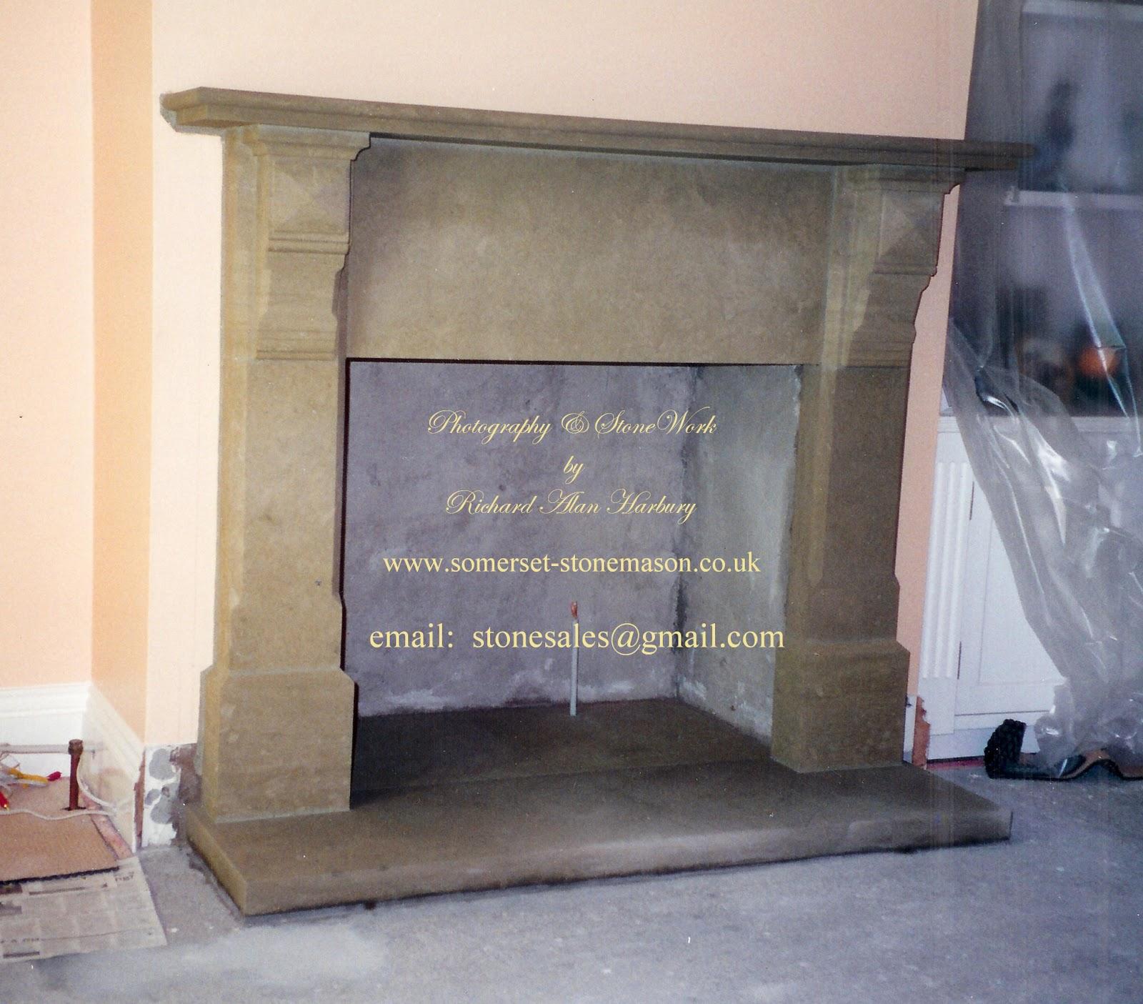 richard harbury stonemasonry fireplaces