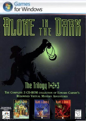 Alone in the Dark Collections PC Cover