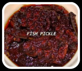 fermented fish pickle, bangladeshi traditional puthi shidol