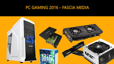 pc gaming 2016 fascia media