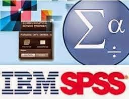 IBM SPSS Statistics v22 cover