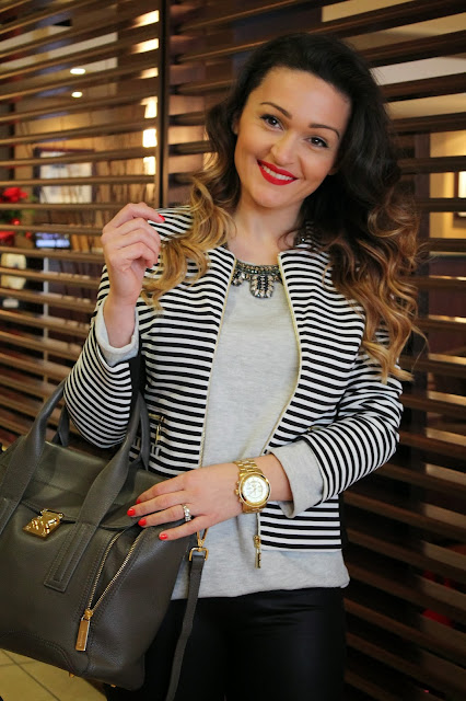 #michaelkors #michaelkorswatch #mk #mkwatch #goldwatch #michaelkorsgoldwatch #redlips #statementnecklace #aldo #aldoboots #aldoankleboots #ankleboots #boots #suedeboots #leather #party #holiday #fashion #streetstyle #toronto #canada #fashionblogger #canadianfashionblogger #serbianfashionblogger #outfit #ootd #trend #hotblogger #bestblogger #topblogger #topfashionblogger #fur #leather #torontostreetstyle #torontofashion #torontoblogger #topcanadianblogger #canadianfashion #srpksablogerka #srpskeblogerke #moda #stil #srkpskamoda #topblogger #bestblogger #bestcanadianblogger #ukblogger #ukbloggers #bestukbloggers #hm #h&M #sweater #hmsweater #h&msweater #christmas #christmaslook #christmasoutfit #holidayparty #holidaypartyoutfit #zara #zarajacket #beanie #beanieoutfit #stripes #strippedjacket #jacketstripes #printjacket #ivankatrump #ivankatrupmclothes #ivankatrupmoutfit #ivankatrumpjacket #danier #danierleather #daniersatchel #danierleatherbag #danierbag #leatherbag #leathersatchel #philiplim #ottawa #Ontario #ontarioblogger