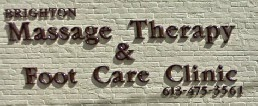 Brighton Massage Therapy/Footcare