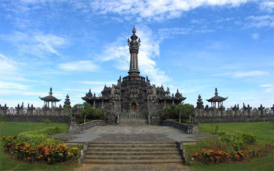 Wisata Bali Monumen Bajra Sandi