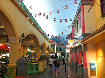 Disney Caribbean Beach Resort