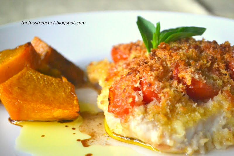 Herb crusted fish fillets for Fish fillet recipe