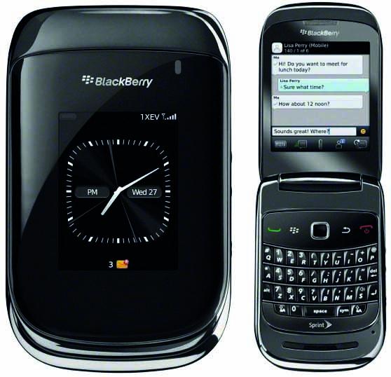 Blackberry Firmware 9670