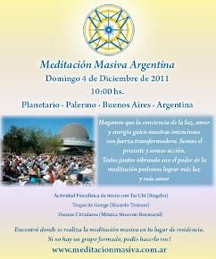 4 de Diciembre 2011 por la mañana... Danzas Circulares en el Planetario de Buenos Aires