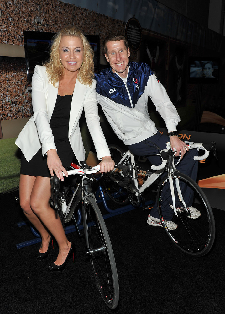 Michelle Beadle Heels The Toe Cleavage Blog:...