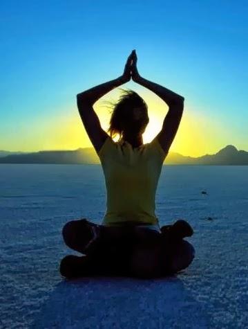 Aprende a meditar para conectar con tu Ángel...