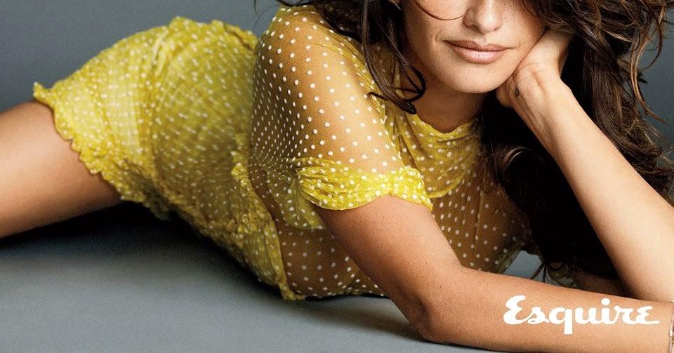 [STAR PEOPLE NEWS] Penélope Cruz, plus belle femme du monde