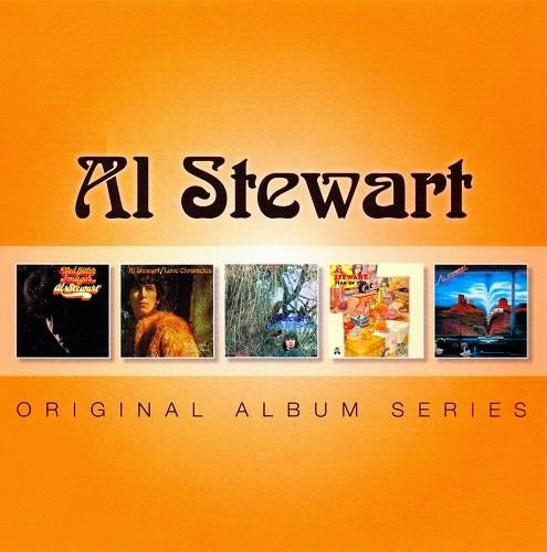 Al Stewart - Original Album Series