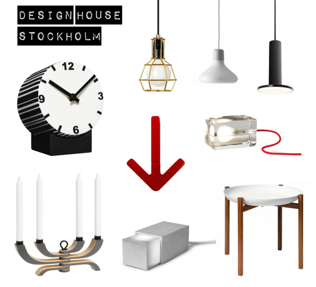 Work Lamp By Form Us With Love | Pendants By Form Us With Love | Cielo  Pendant By Pablo Studio | Tid Clock By Marianne Abelsson | Arrow Hanger By  Gustav ...