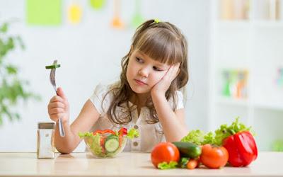 10 Cara agar Anak Anda Mau Makan Buah - Buahan dan Sayuran