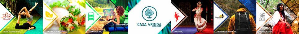 Casa Vrinda Santa Marta Restaurante Veg y Academia de Yoga en Santa Marta