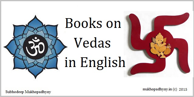 books on Vedas in English