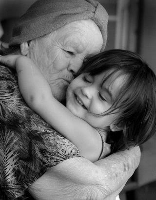 büyükanneler ve torunları