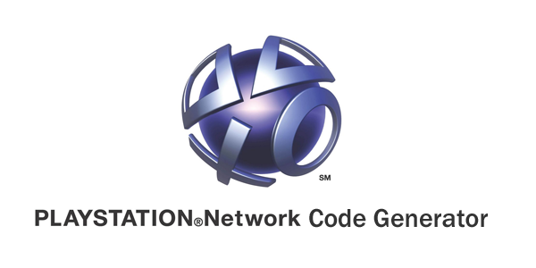 PlayStation Network Code Generator