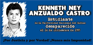 MARTIN ROCA Y KENNETH ANZUALDO PRESENTES!!!