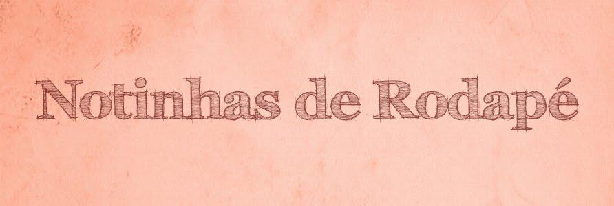 Notinhas de Rodapé