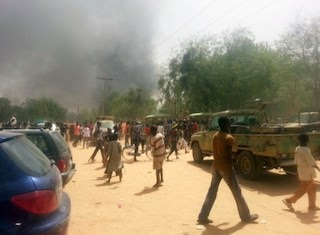 boko haram attacked christians