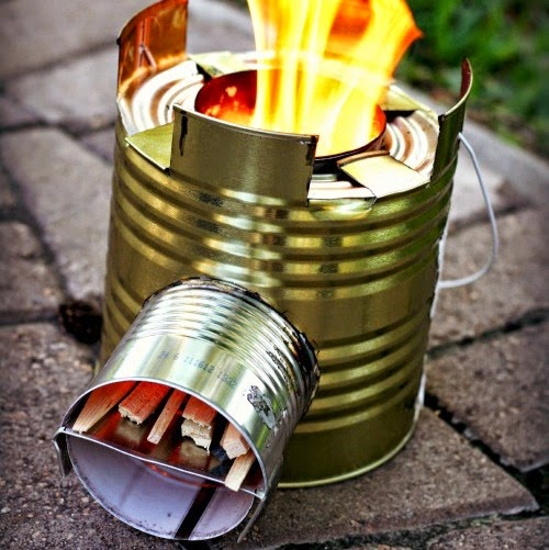 The flying tortoise another great way to make your own for Build your own rocket stove