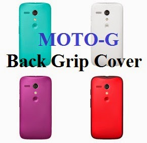 Flat 77% Off on MOTO-G Back Grip Cover just for Rs.199 Only @ Flipkart (Limited Period Offer)