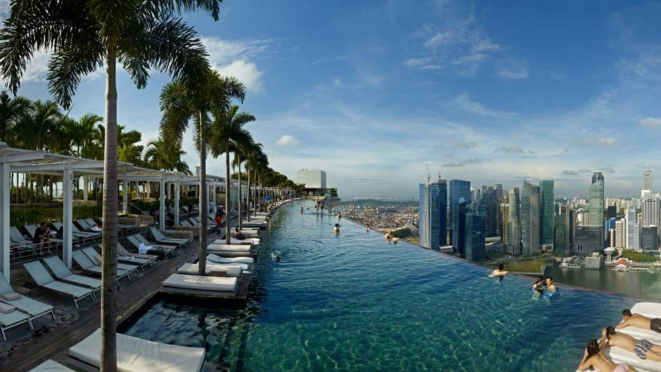 Port Folio English Marina Bay Sands Singapore Hotel