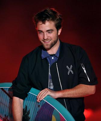 Teen Choice Awards 2012 Pattinsonlife