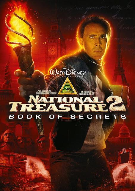 National Treasure 2 ปฏิบัติการเดือด ล่าบันทึกสุดขอบโลก [HD][พากย์ไทย]