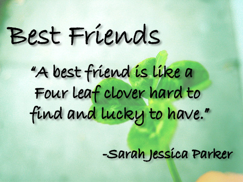 Best Friend Forever Quotes 1