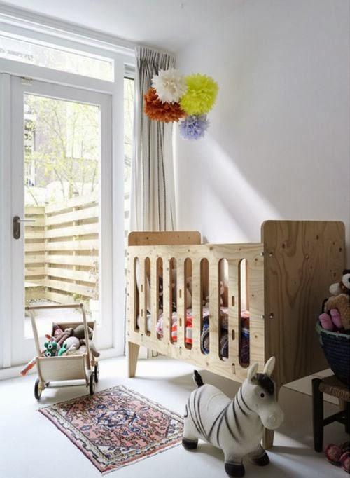 Dormitorios infantiles y juveniles con un look vintage - Dormitorios juveniles vintage ...