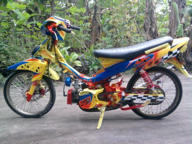 Cara Modif Yamaha Fiz R