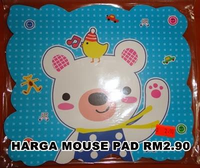 harga mouse pad