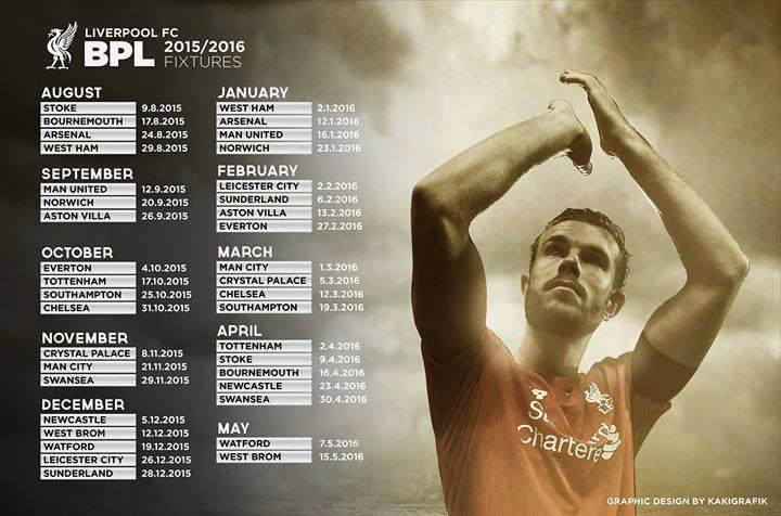 Liga Perdana Inggeris 2015/ 2016