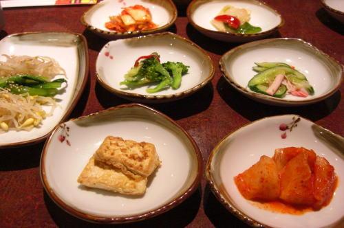 The japanese cooking la cuisine japonaise dinner at the for Cuisine japonaise