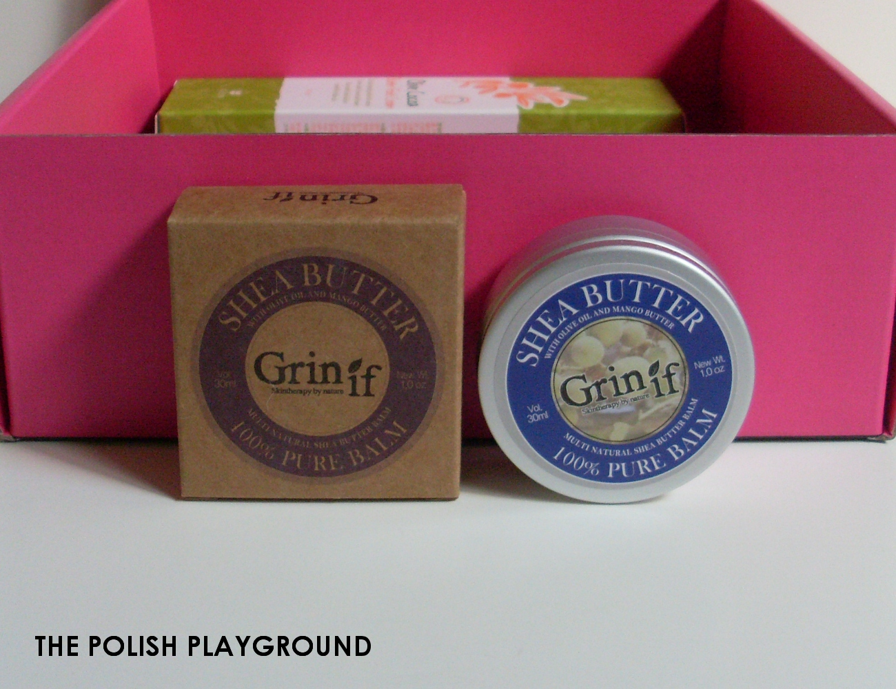 Memebox Superbox #76 While You Were Sleeping Unboxing - Grinif Shea Butter Multi Balm
