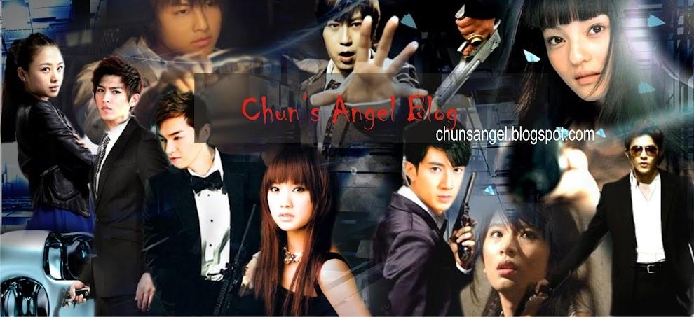 Ariek Chun's Blog