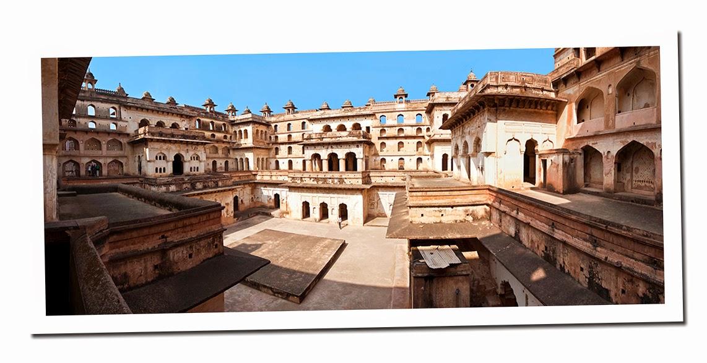 Jahangir Mahal Orchha