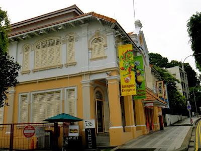 Field Trip to Singapore Philatelic Museum