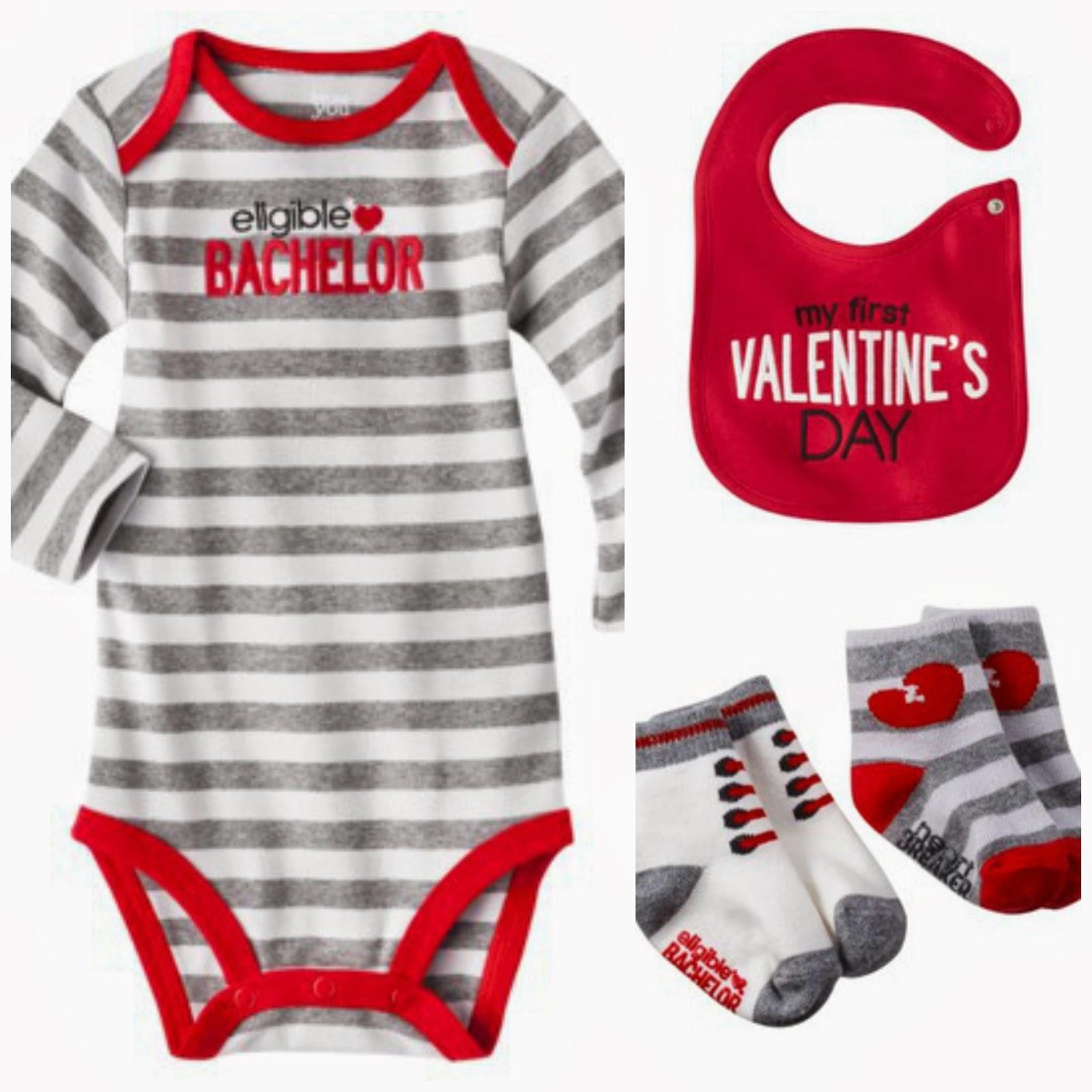 valentine favorites - Valentines Baby Outfit