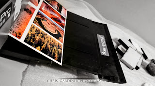Chris Gardiner Photography studio and workshop custom art printing for mounting.