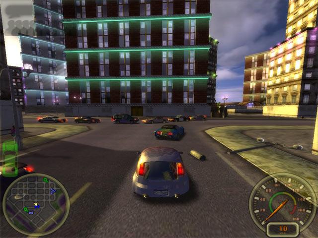 لعبة City Racing