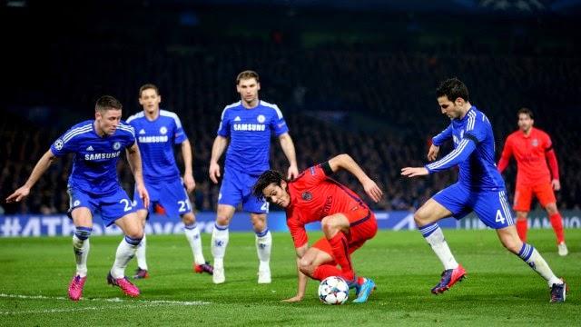 Chelsea Bermain Imbang Tapi Gagal