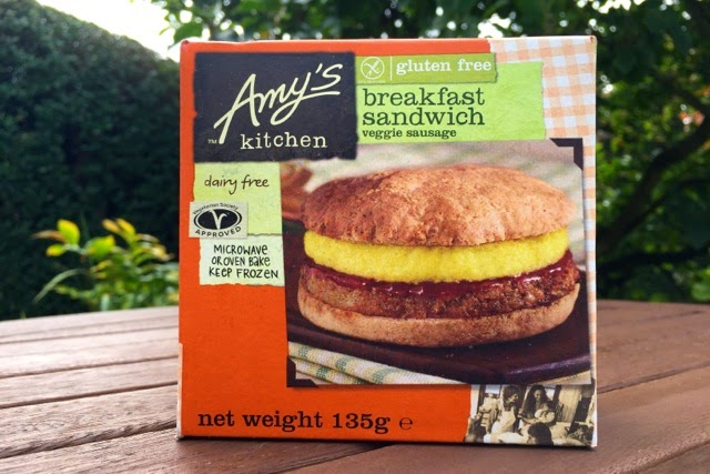Amy's Kitchen Vegan Breakfast Sandwich
