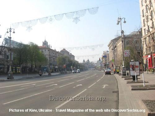 Maidan Nezalezhnosti Kiev