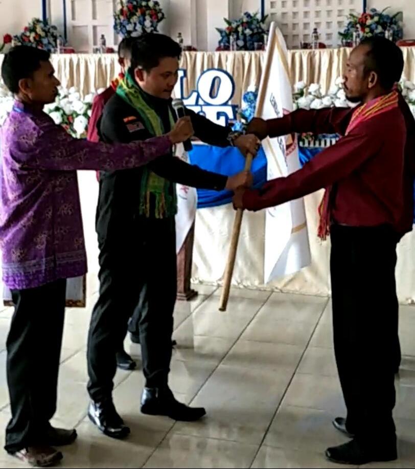 Presiden KPK Resmi Melantik Pimda Kab Malaka dan 12 Pimket